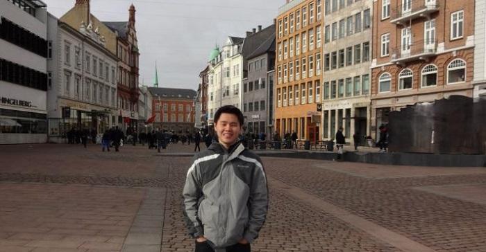 student in Denmark