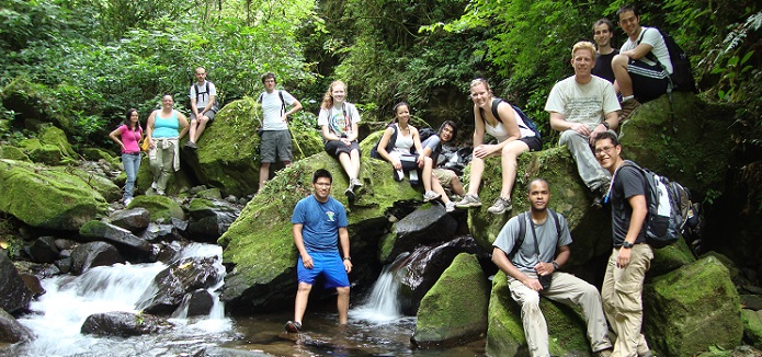 Costa Rica LARC group